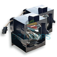 Original Bulb Inside Projector Lamp forBARCOiQ G400 Pro (dual)